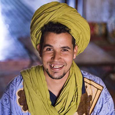Riad Dar Hassan Team - Lahcen