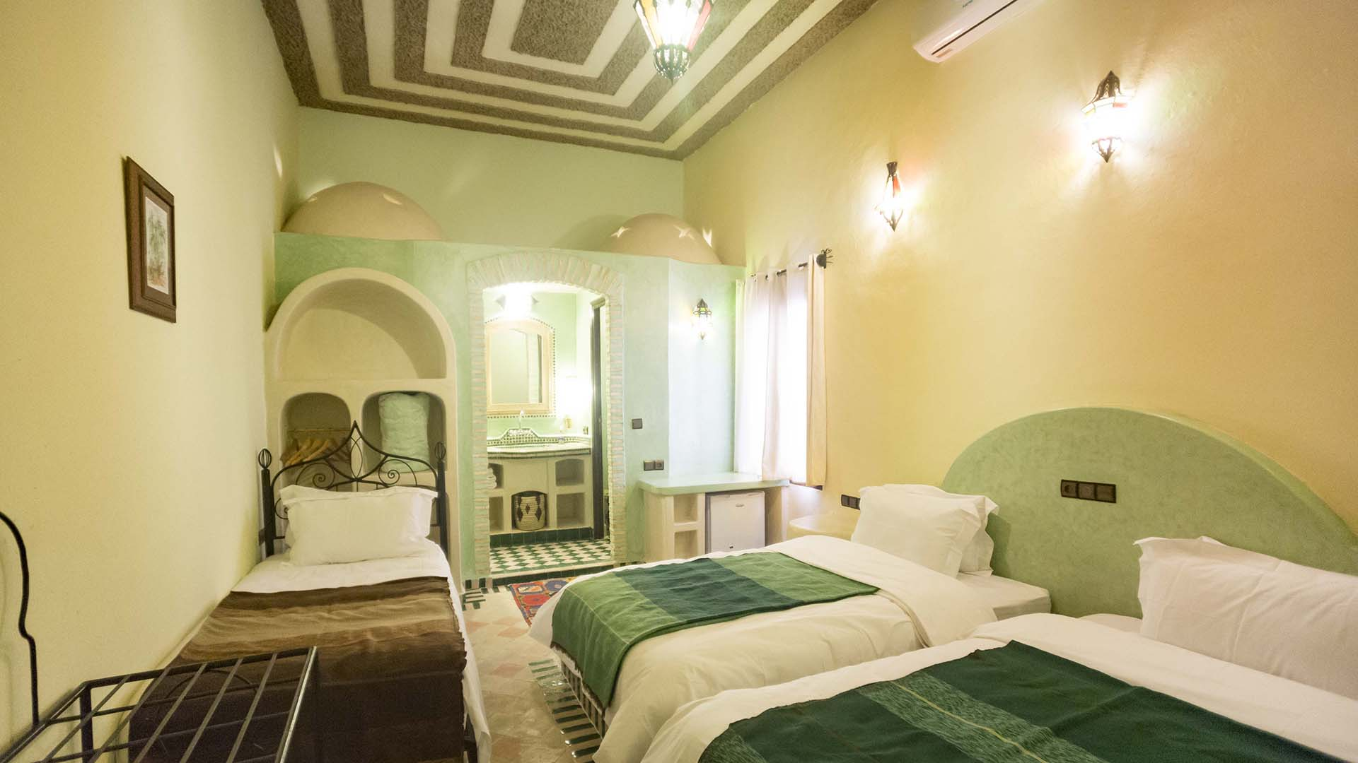 Accommodations Dades Triple Room