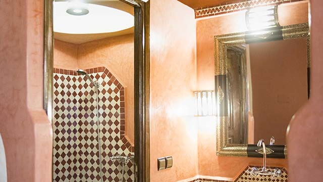 Riad Dar Hassan Rooms - Marrakech Double room - photo by Ezyê Moleda all rights reserved