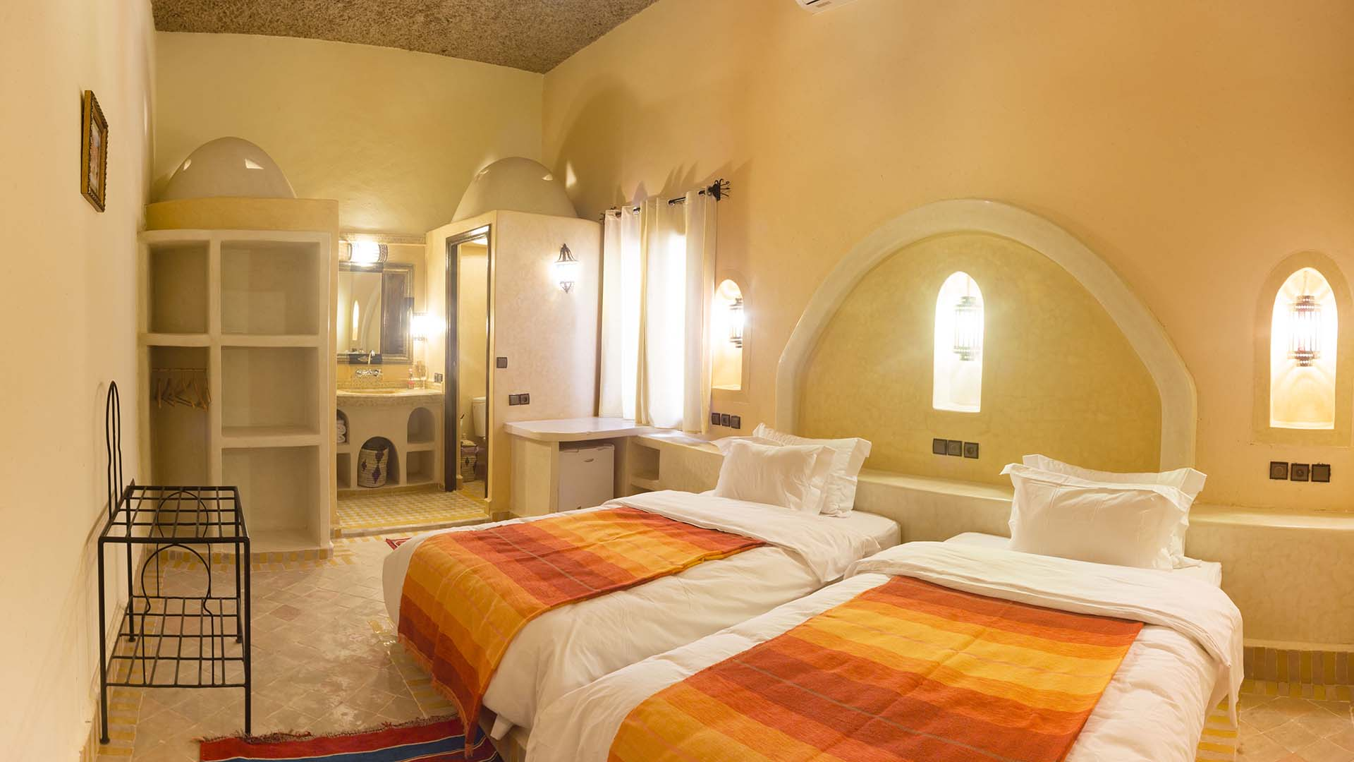 Accommodations Merzouga Twin Room