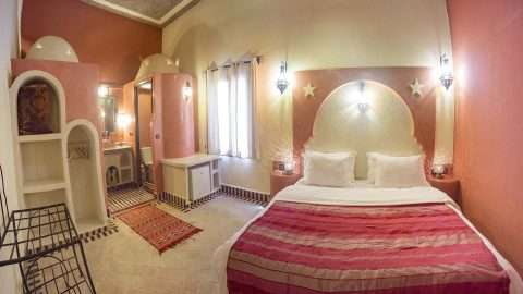 Marrakech Double Room at Riad Dar Hassan