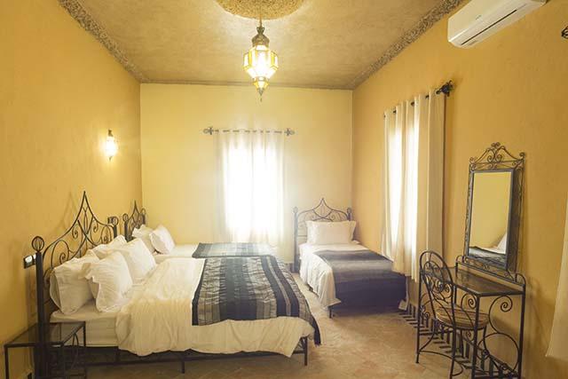 Riad Dar Hassan Gallery Ouarzazate Family Room