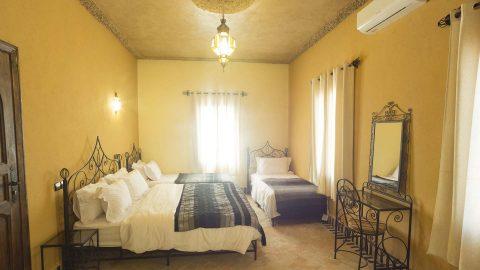 Accommodations Ouarzazate Quadruple Room