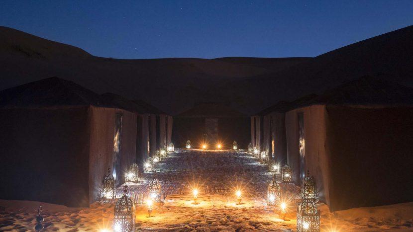 Activities Berber Camp night