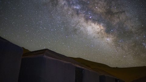 Gallery Riad Dar Hassan Milky way Camp - photo by Ezyê Moleda all rights reserved